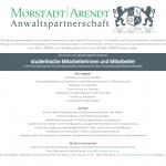 Stellenangebot Studenten - Karriere - Jobs Anwalt - Jobs Anwaltskanzlei - Erbrecht - Mietrecht - Arbeitsrecht - Anwalt Offenburg - Rechtsanwalt Offenburg